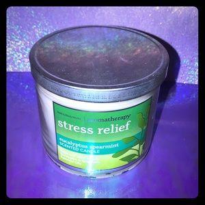 New BBW old stress relief eucalyptus spearmint